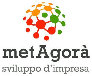 metagorà: innovazione sviluppo d'impresa - logo
